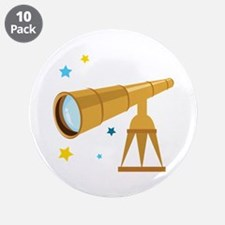 "Telescope 3.5"" Button (10 pack)"
