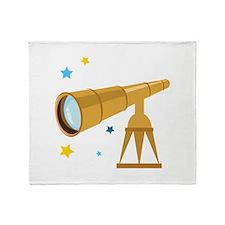 Telescope Throw Blanket