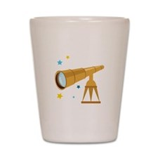 Telescope Shot Glass