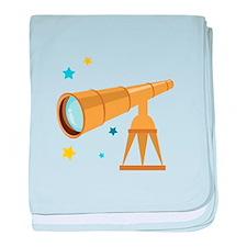 Telescope baby blanket