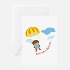 Extreme Sports Greeting Cards