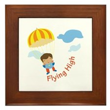 Flying High Framed Tile