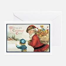 Wishing You Christmas Cheer Greeting Cards (6)