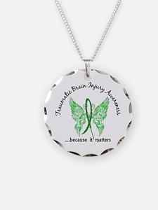 TBI Butterfly 6.1 Necklace
