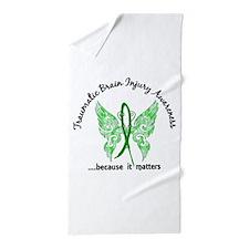 TBI Butterfly 6.1 Beach Towel
