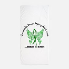 TBI Butterfly 6.1 Beach Towel