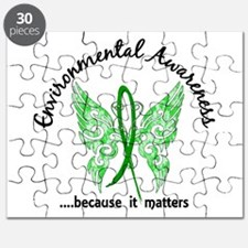 Environmental Butterfly 6.1 Puzzle