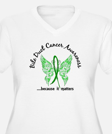 Bile Duct Cancer T-Shirt