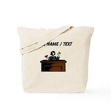 Custom Judge Tote Bag