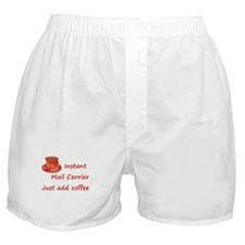 Instant Mail Carrier Boxer Shorts
