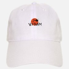 VIETNAM HELICOPTERS Baseball Cap