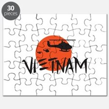 VIETNAM HELICOPTERS Puzzle