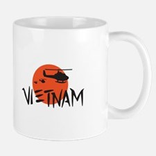 VIETNAM HELICOPTERS Mugs