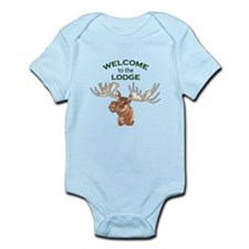 WELCOME TO THE LODGE Body Suit