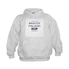 Property of Bracco Italiano Hoodie