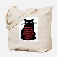 EVIL WAYS #2 Tote Bag