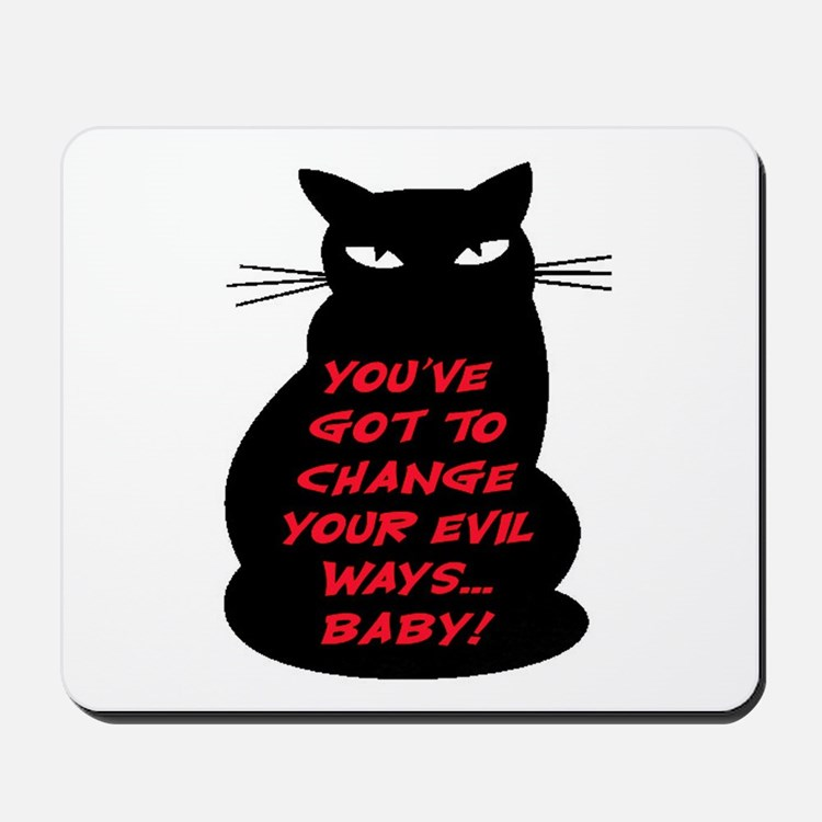 EVIL WAYS #2 Mousepad