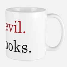 fightevilreadwhitebgrnd png Mugs