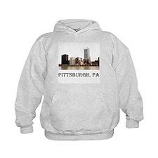 Pittsburgh, PA Hoodie