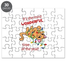 WONDERFUL TIME OF THE YEAR Puzzle