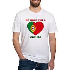 Cunha, Valentine's Day Shirt