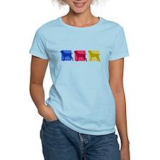 Color Row Bracco Italiano T-Shirt
