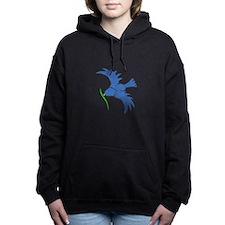 BLUEBIRD Women's Hooded Sweatshirt