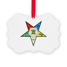 Oreder of the Easter Star Ornament