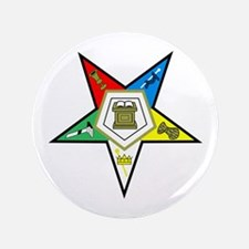 """Oreder of the Easter Star 3.5"""" Button"""