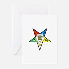 Oreder of the Easter Star Greeting Cards
