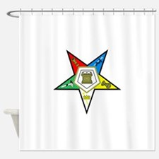 Oreder of the Easter Star Shower Curtain