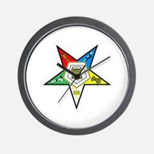 Oreder of the Easter Star Wall Clock