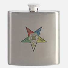 Oreder of the Easter Star Flask