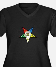 Oreder of the Easter Star Plus Size T-Shirt