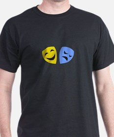DRAMA MASKS T-Shirt