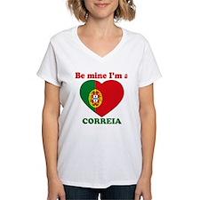 Correia, Valentine's Day Shirt
