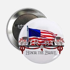 """Memorial Day/Veterans Day 2.25"""" Button (10 pack)"""