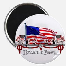 "Memorial Day/Veterans Day 2.25"" Magnet (10 pack)"