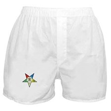 ORDER OF THE EASTERN STAR Boxer Shorts