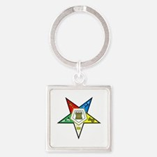 ORDER OF THE EASTERN STAR Keychains