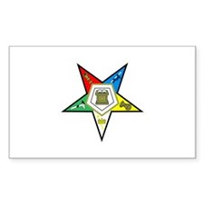 ORDER OF THE EASTERN STAR Decal