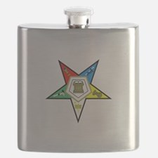 ORDER OF THE EASTERN STAR Flask