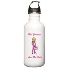 Ms. Preneur ~ I Am The Boss ~ Entrepreneur Water B