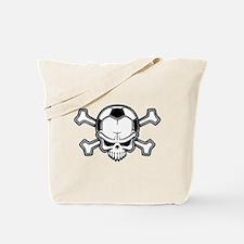 Soccer Pirate II Tote Bag