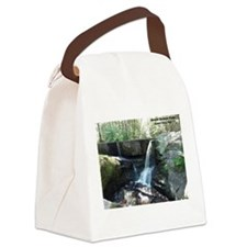 Middle Seven Sisters Waterfall Canvas Lunch Bag