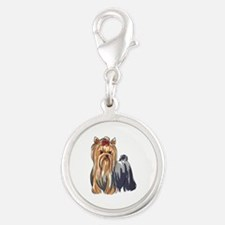 YORKSHIRE TERRIERS Charms