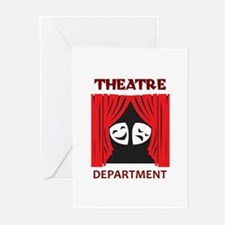 THEATRE DEPARTMENT Greeting Cards