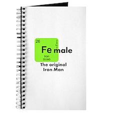 Iron Man Journal