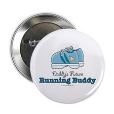 """Daddy's Running Buddy Shoes 2.25"""" Button (100 pack"""