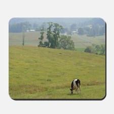 Mountain Farm Pasture Mousepad
